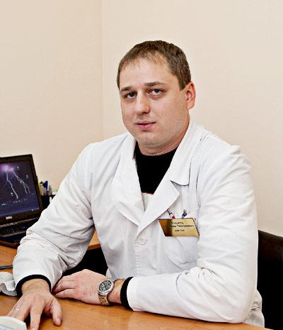 Доктор Токарев Александр Геннадьевич
